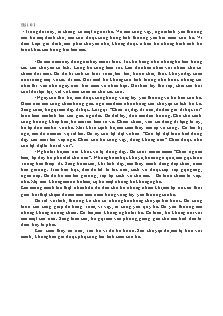 Các bài văn kể chuyện lớp 6
