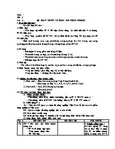 Giáo án Địa lý 9 - Bài 8 đến 14