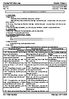 Giáo án Tin học 6 - Tiết 43 Bài 15 - Chỉnh sửa văn bản